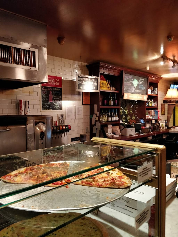 Artichoke Basilles Pizza | restaurant | 22-56 31st St, Astoria, NY 11105, USA | 7182158100 OR +1 718-215-8100