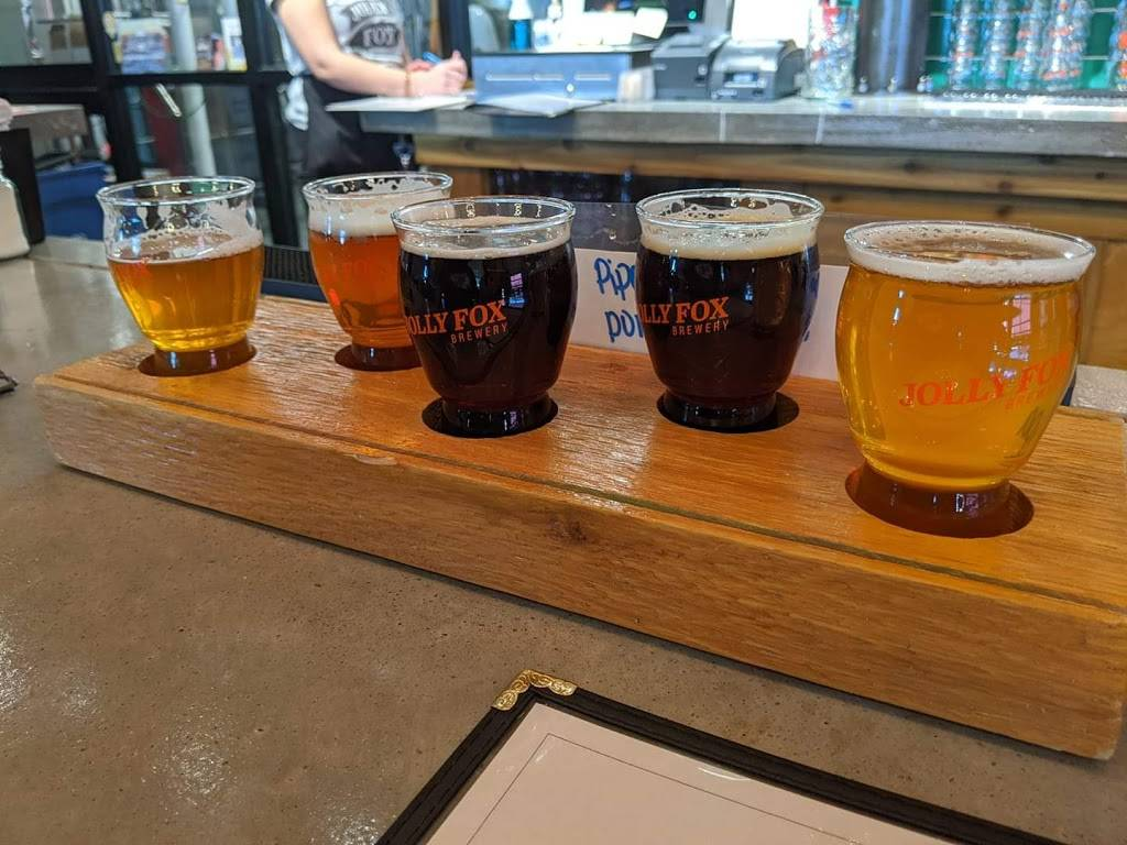 The Jolly Fox Brewery | restaurant | 301 S Broadway St, Pittsburg, KS 66762, USA | 6206705999 OR +1 620-670-5999
