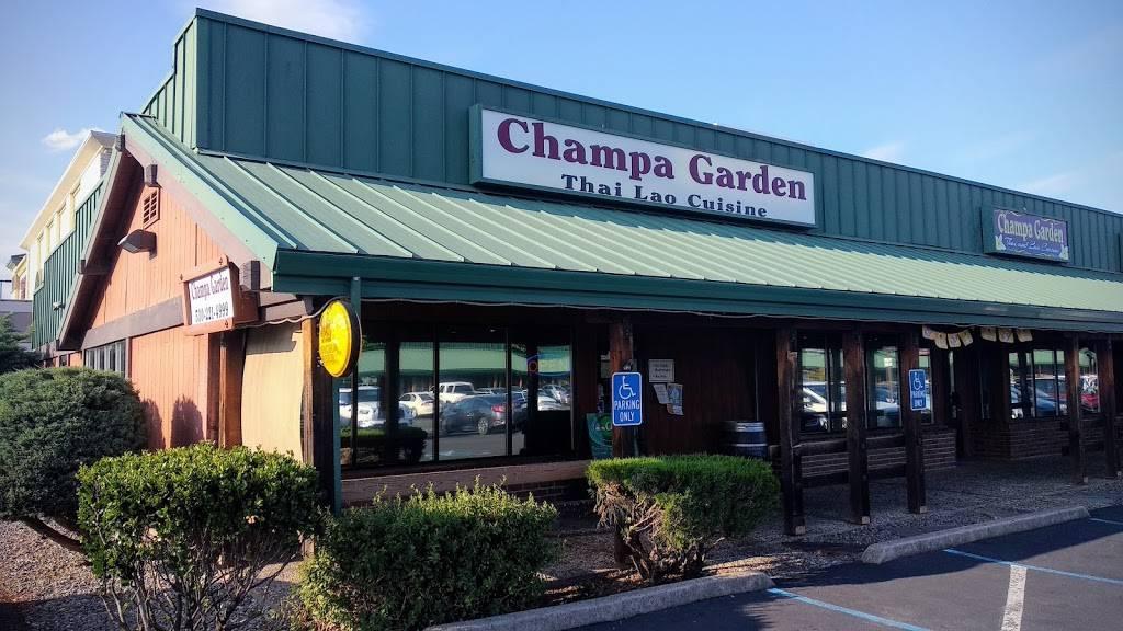 Champa Garden Restaurant Redding