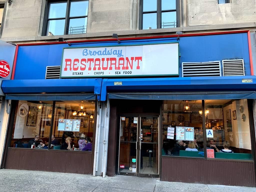 Broadway Diner   restaurant   2664 Broadway, New York, NY 10025, USA   2128657074 OR +1 212-865-7074