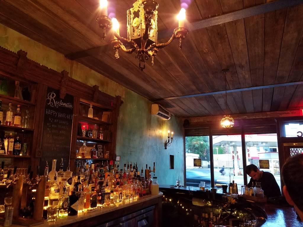 Reclamation Bar | night club | 817 Metropolitan Ave, Brooklyn, NY 11211, USA | 7183875178 OR +1 718-387-5178