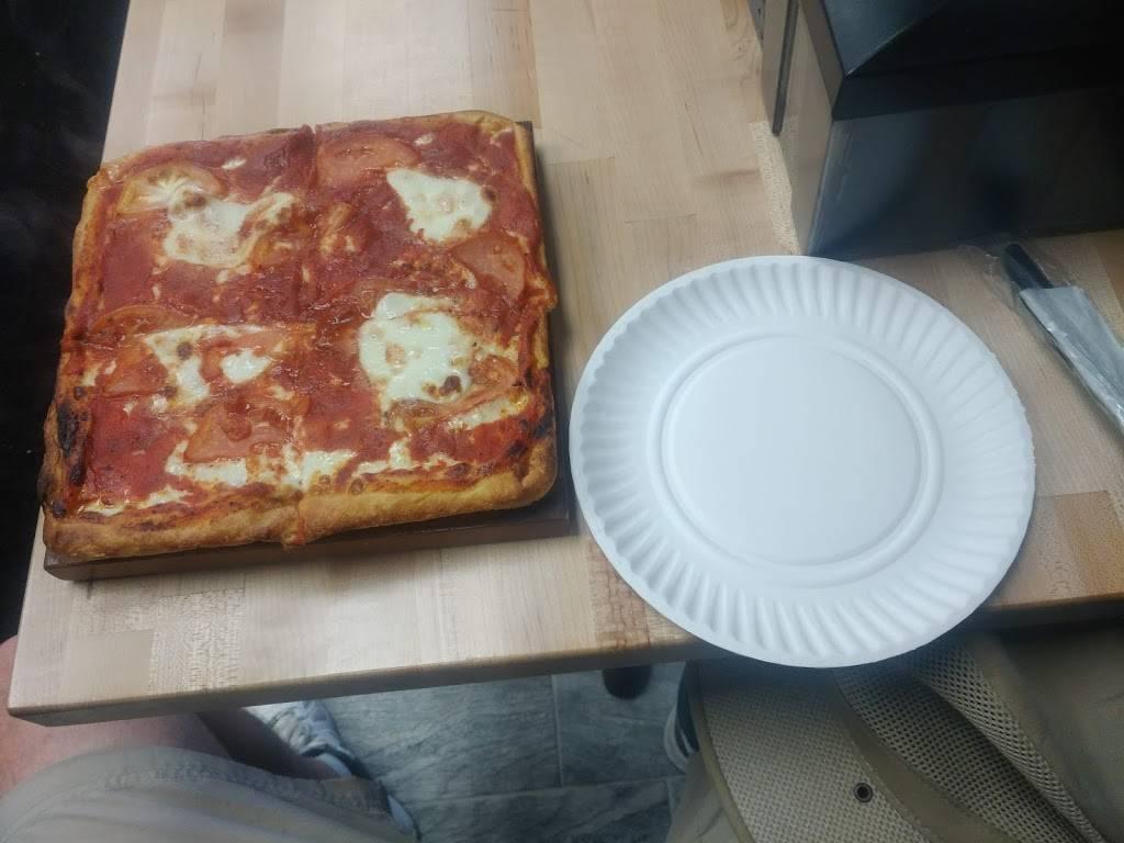 Santuccis original square pizza   meal delivery   944 Boardwalk, Ocean City, NJ 08226, USA   6094937200 OR +1 609-493-7200