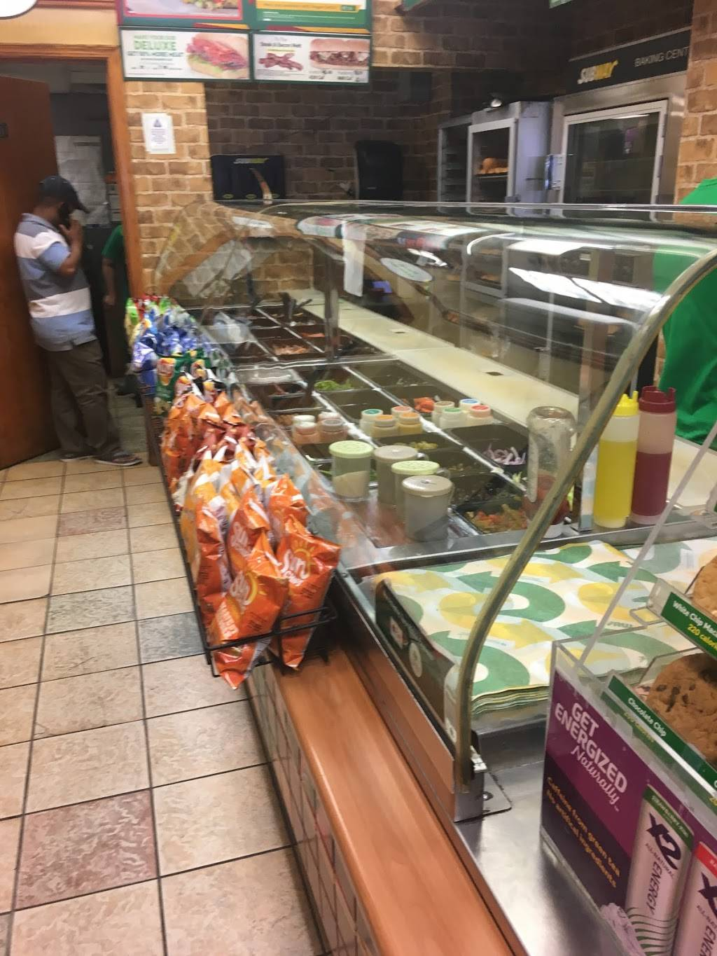 Subway | restaurant | 873 Seventh Avenue, 162 W 56th St Store 1, New York, NY 10019, USA | 2123155488 OR +1 212-315-5488
