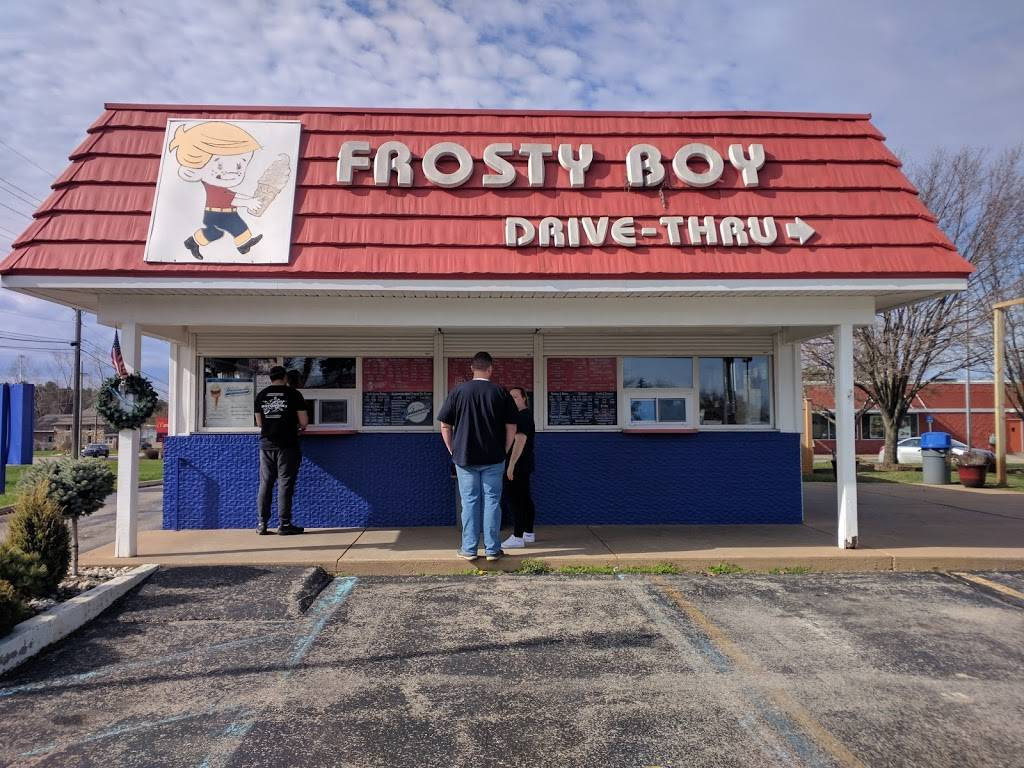 Frosty Boy of Ortonville | restaurant | 8665, 955 S Ortonville Rd, Ortonville, MI 48462, USA | 2486273800 OR +1 248-627-3800