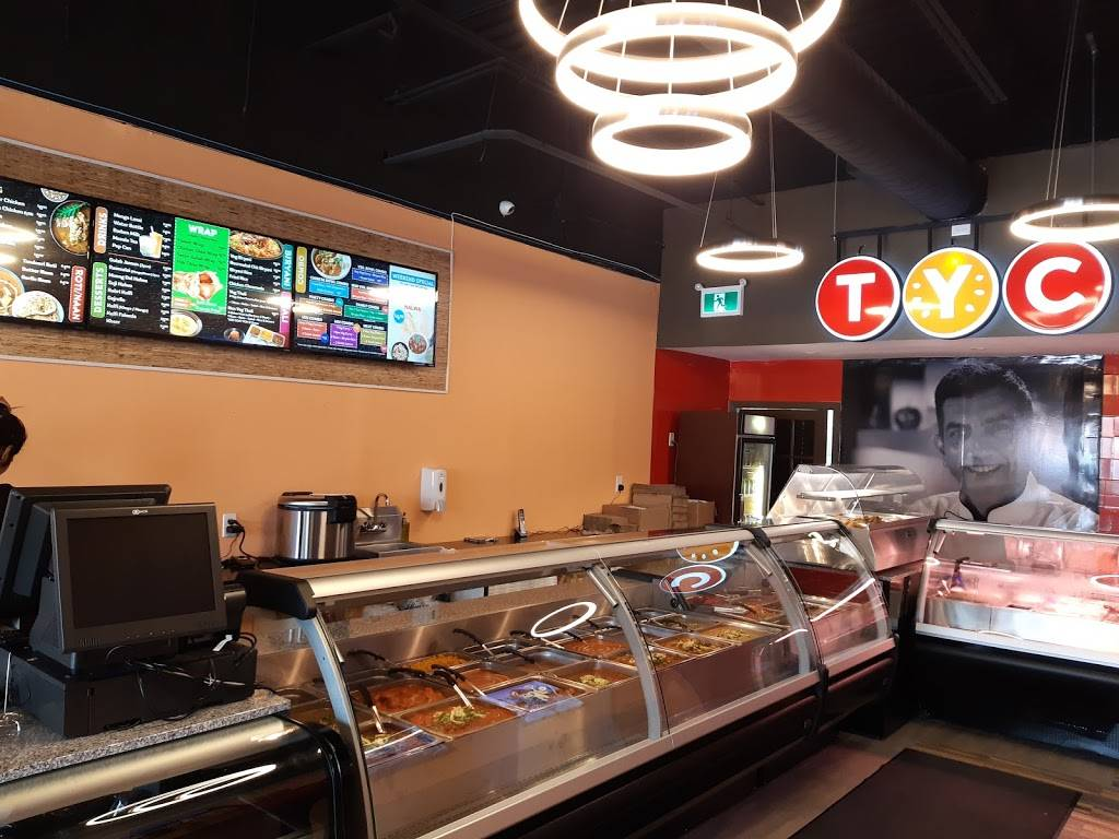 TYC by Sanjeev Kapoor - Express   meal takeaway   320 Main St N, Brampton, ON L6V 4A3, Canada   9054518921 OR +1 905-451-8921
