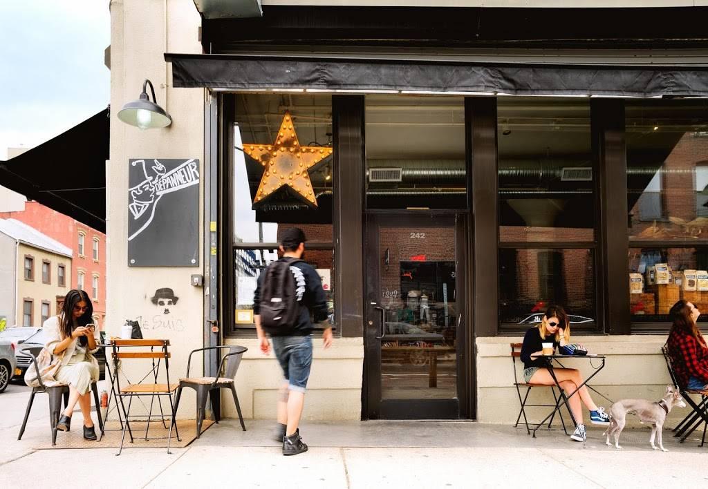 Dépanneur | cafe | 242 Wythe Ave, Brooklyn, NY 11249, USA | 3472278424 OR +1 347-227-8424