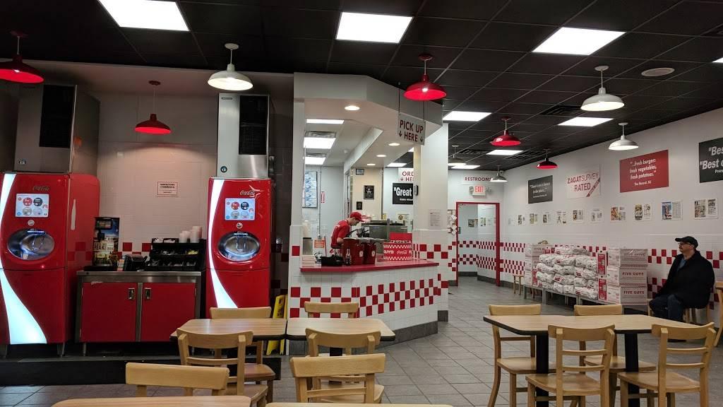 Five Guys | meal takeaway | 588 NJ-70, Brick, NJ 08723, USA | 7322624040 OR +1 732-262-4040