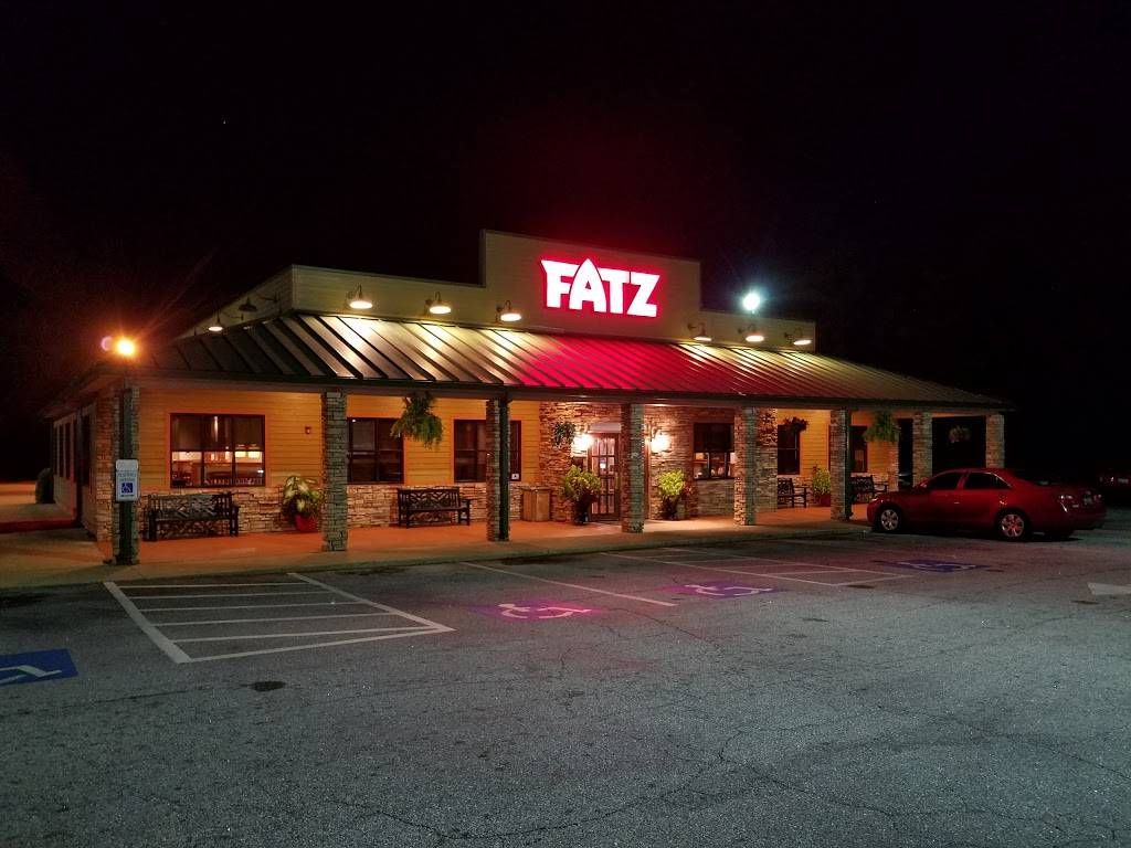 Fatz Southern Kitchen | restaurant | 1925 Boiling Springs Rd, Boiling Springs, SC 29316, USA | 8645997909 OR +1 864-599-7909