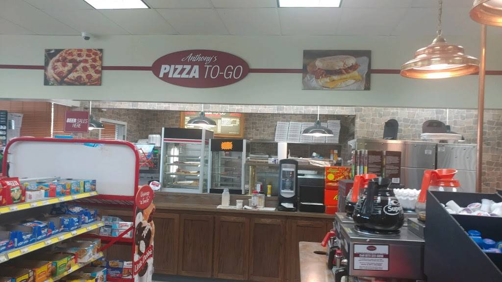 Anthonys Pizza (Inside BP Gas Station) | restaurant | 200 Alter Rd # 2, Natrona Heights, PA 15065, USA | 7242942828 OR +1 724-294-2828