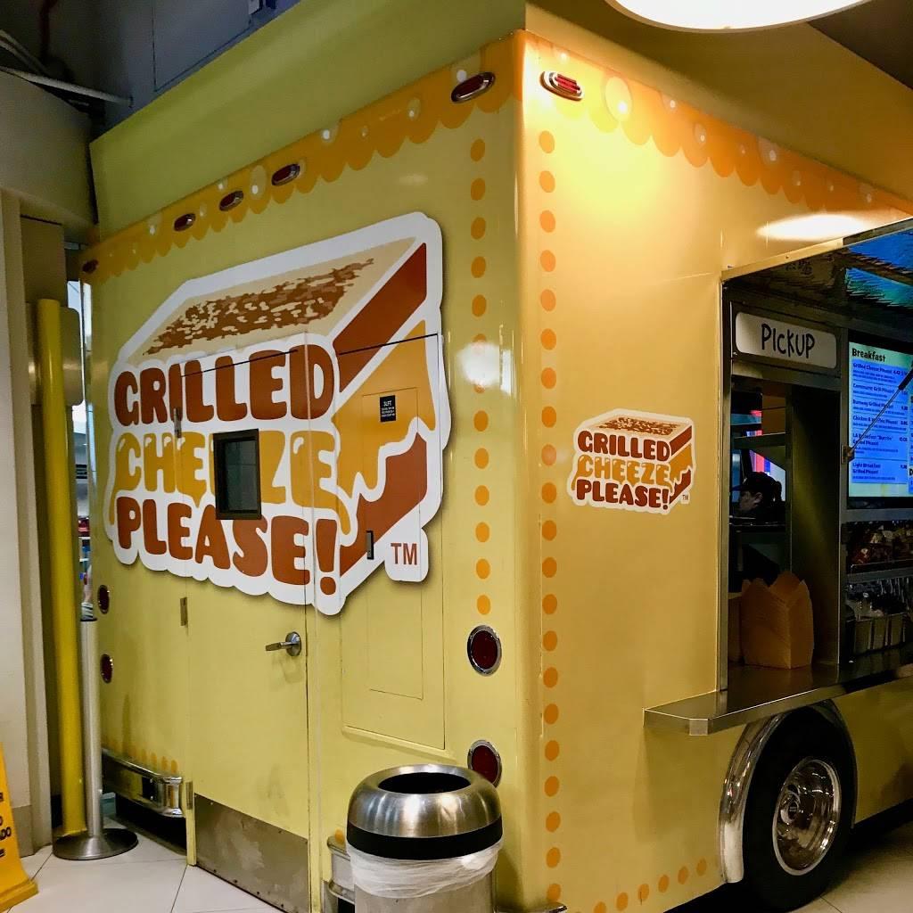 Grilled Cheeze Please | restaurant | 4, Tom Bradley International Terminal, 1 World Way, Los Angeles, CA 90045, USA | 3106463472 OR +1 310-646-3472