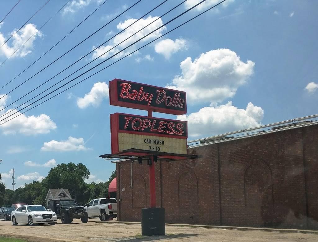 Baby Dolls   night club   3601 FM157, Fort Worth, TX 76118, USA   8172677701 OR +1 817-267-7701