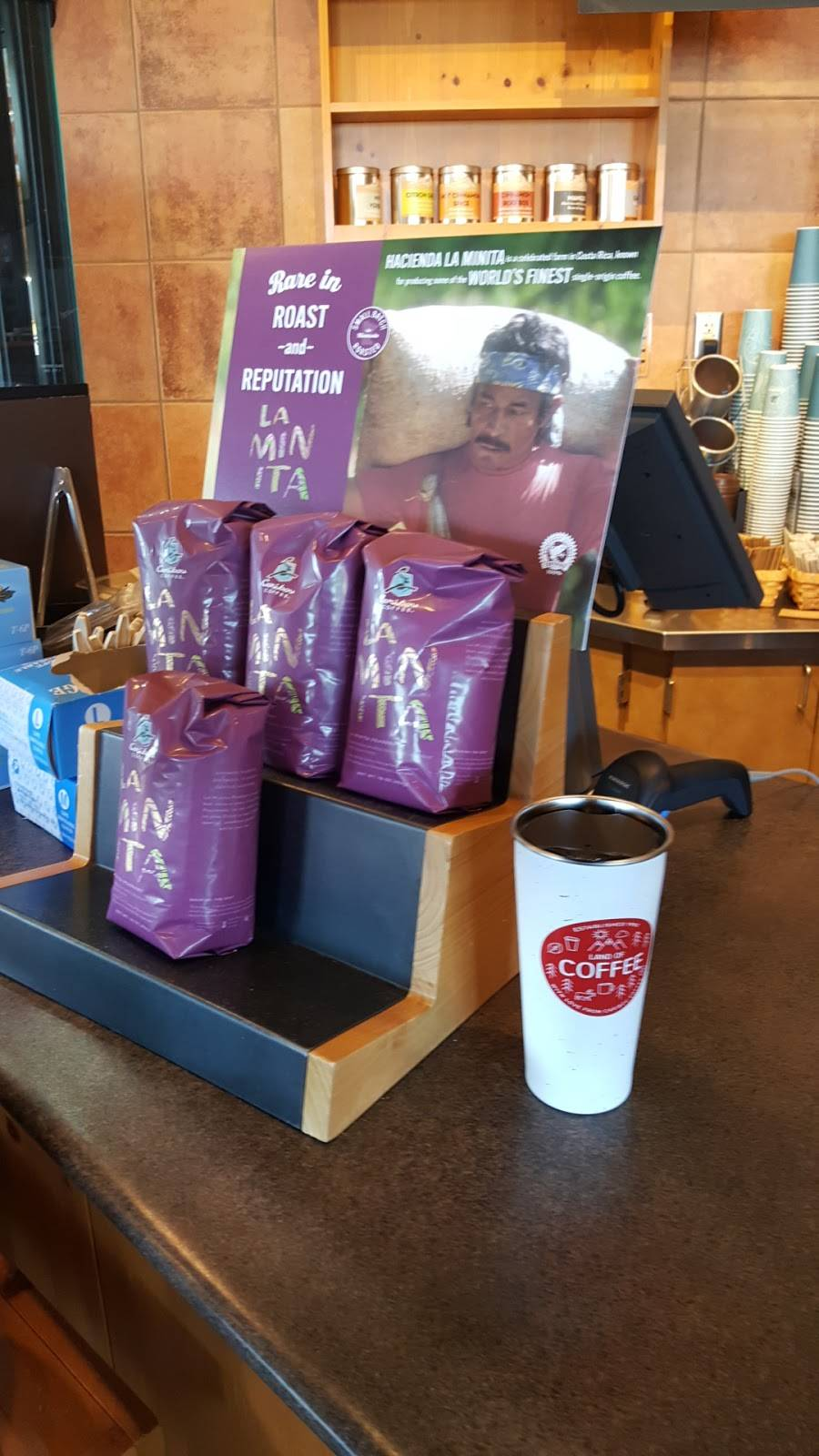 Caribou Coffee | cafe | 351 Willow Bend, Crystal, MN 55428, USA | 7635374844 OR +1 763-537-4844