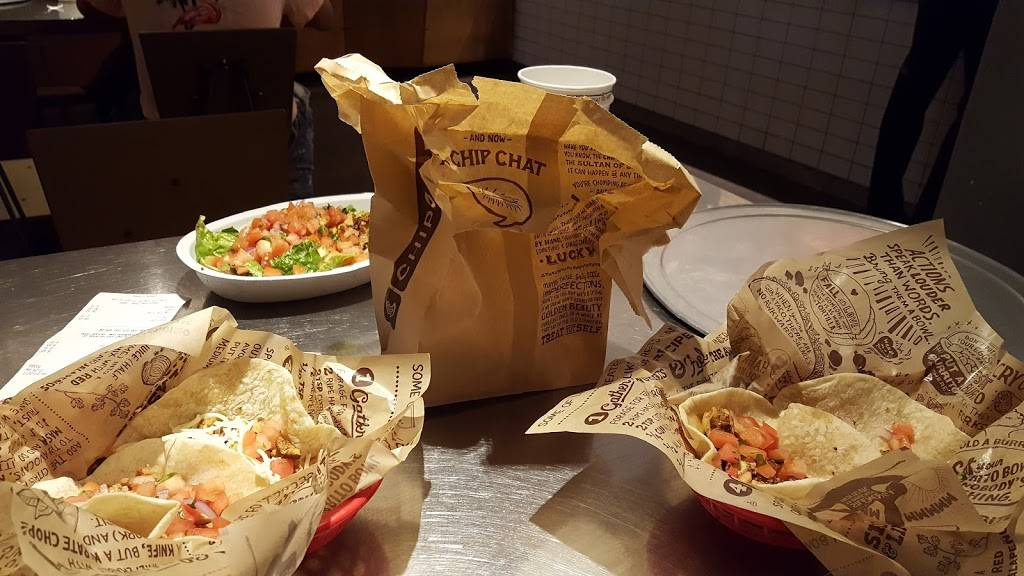 Chipotle Mexican Grill | restaurant | 625 Broadway, New York, NY 10012, USA | 6469989464 OR +1 646-998-9464