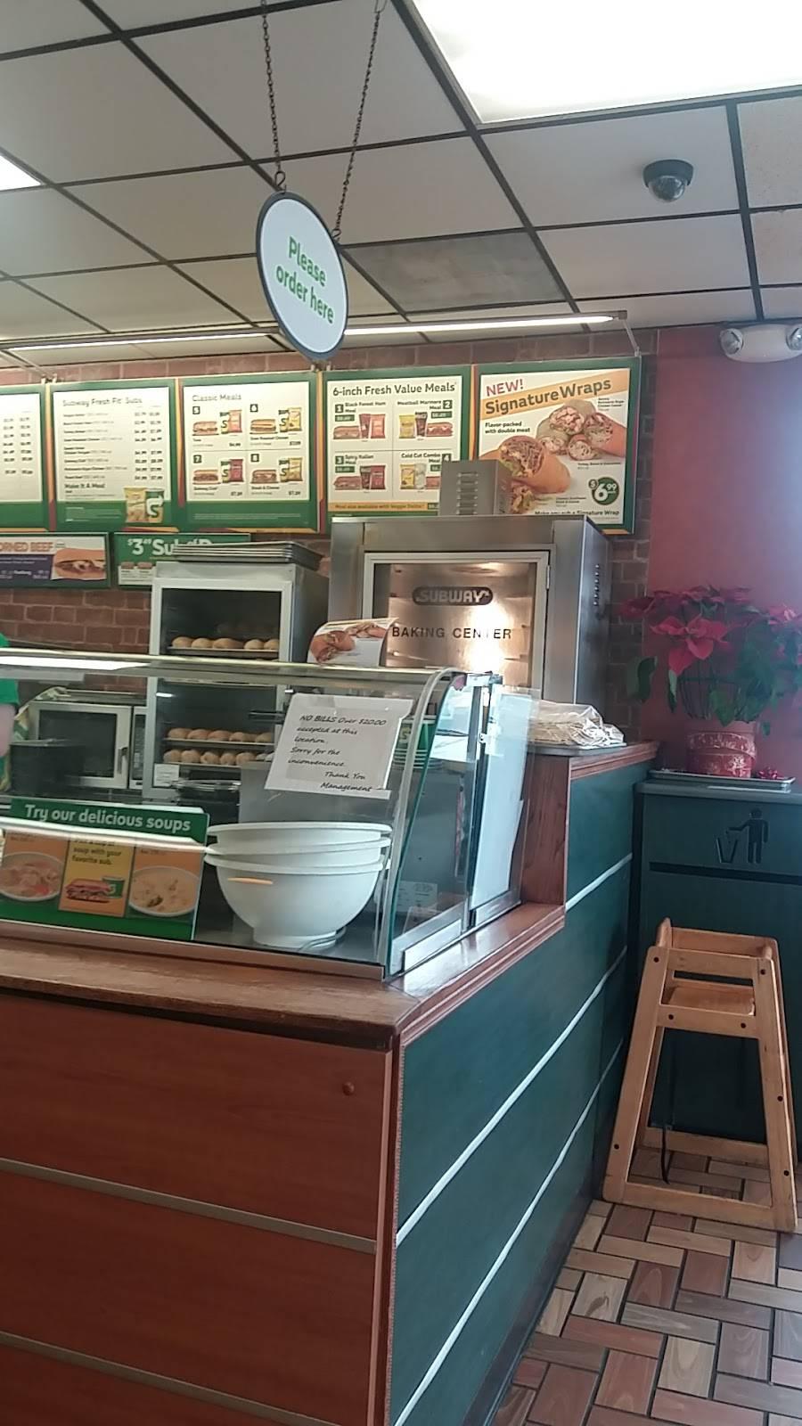 Subway Restaurants 228 Junction Hwy Ste A Kerrville Tx