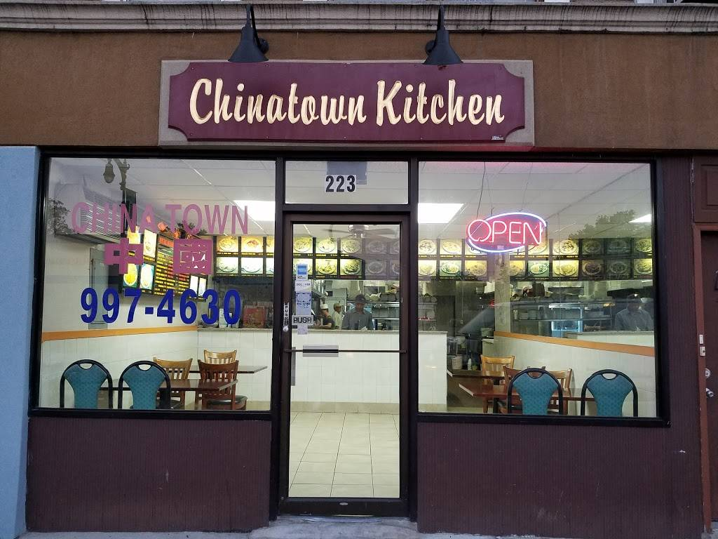 Chinatown Kitchen   restaurant   223 Post Ave, Westbury, NY 11590, USA   5169974630 OR +1 516-997-4630