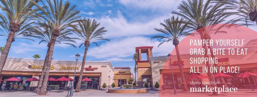 Chino Spectrum Marketplace | shopping mall | 3808 Grand Ave Suite B, Chino, CA 91710, USA