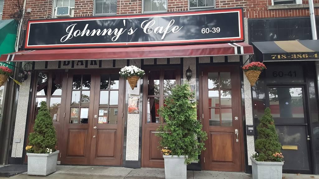 Johnnys Cafe | restaurant | 60-39 Fresh Pond Rd, Maspeth, NY 11378, USA | 3474029900 OR +1 347-402-9900