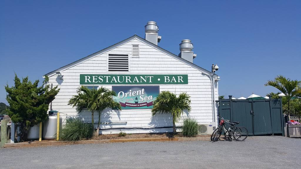 Orient by the Sea | restaurant | 40200 Main Rd, Orient, NY 11957, USA | 6313232424 OR +1 631-323-2424