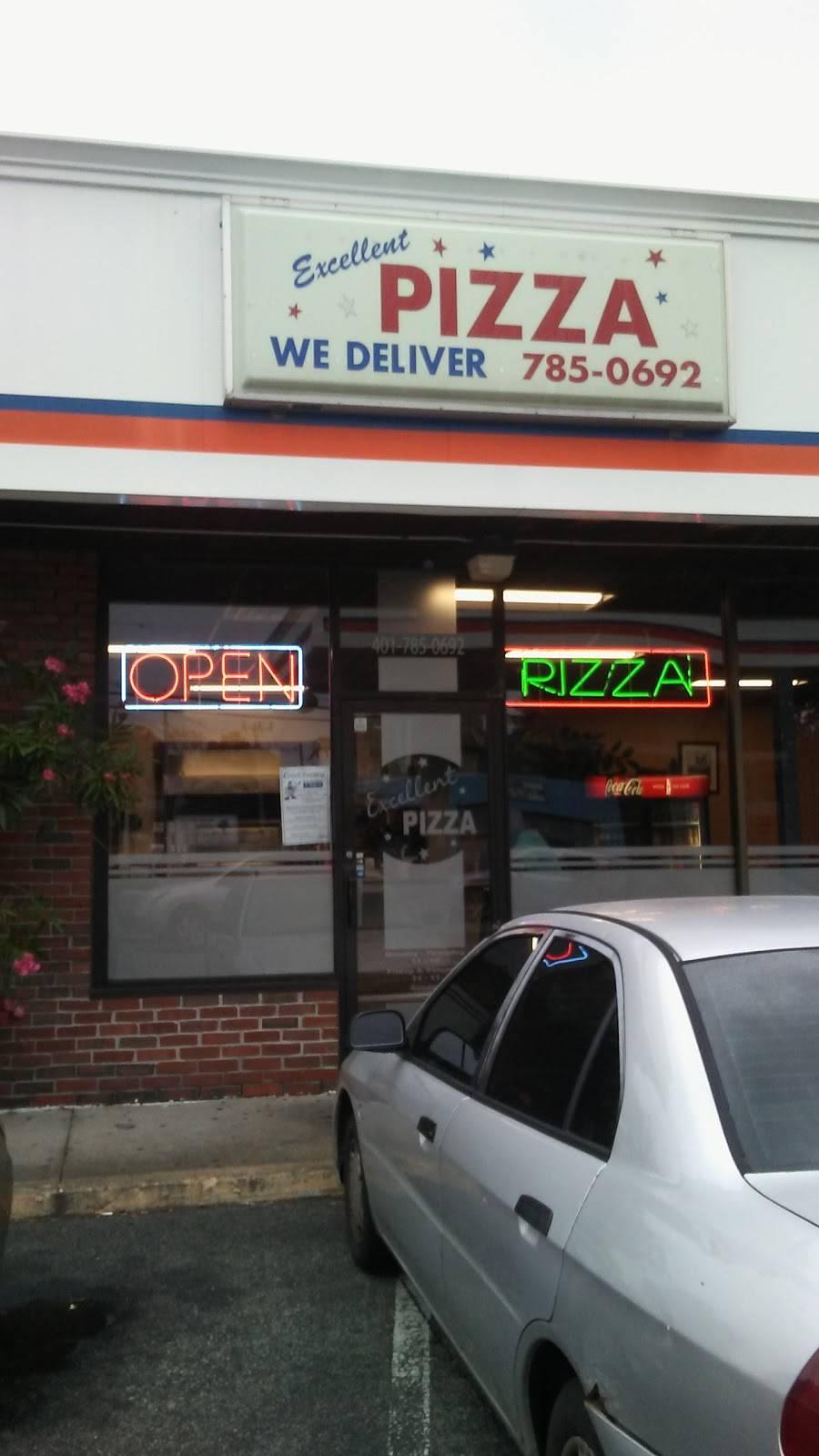 Excellent Pizza | restaurant | 255 Reservoir Ave, Providence, RI 02907, USA | 4017850692 OR +1 401-785-0692