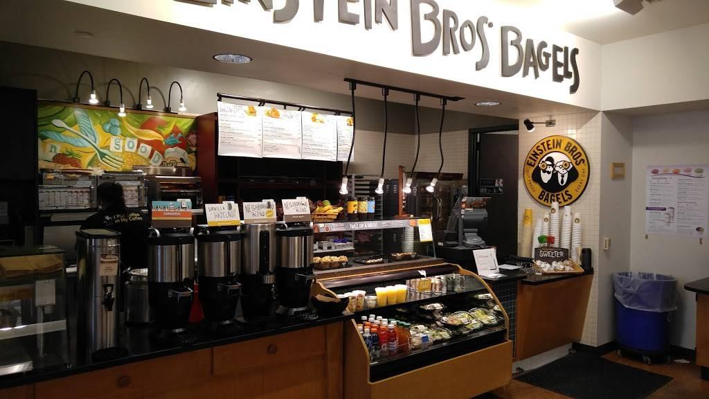 Einstein Bros. Bagels | bakery | 2001 Alford Park Dr, Kenosha, WI 53140, USA | 2625978165 OR +1 262-597-8165