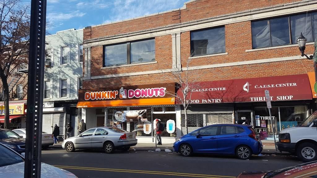 Dunkin Donuts | cafe | 739 Bergen Ave, Jersey City, NJ 07306, USA | 2013328033 OR +1 201-332-8033