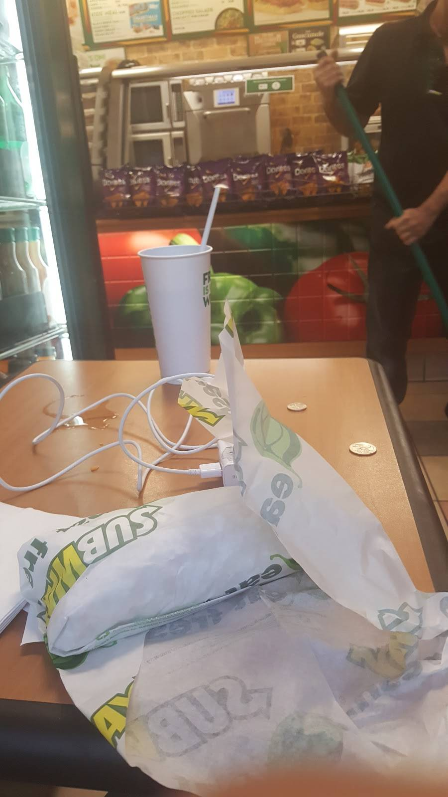 Subway Restaurants | restaurant | 555 West 42nd Street, Suite 14, Riverbank West, New York, NY 10036, USA | 2125945900 OR +1 212-594-5900