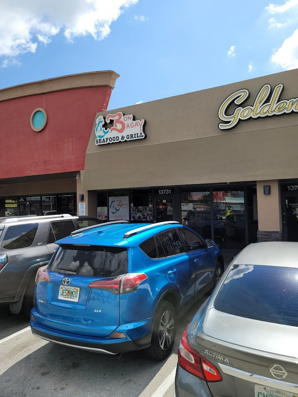 Bon Bagay Seafood & Grill | restaurant | 13731 NW 7th Ave, North Miami, FL 33168, USA | 7869536476 OR +1 786-953-6476