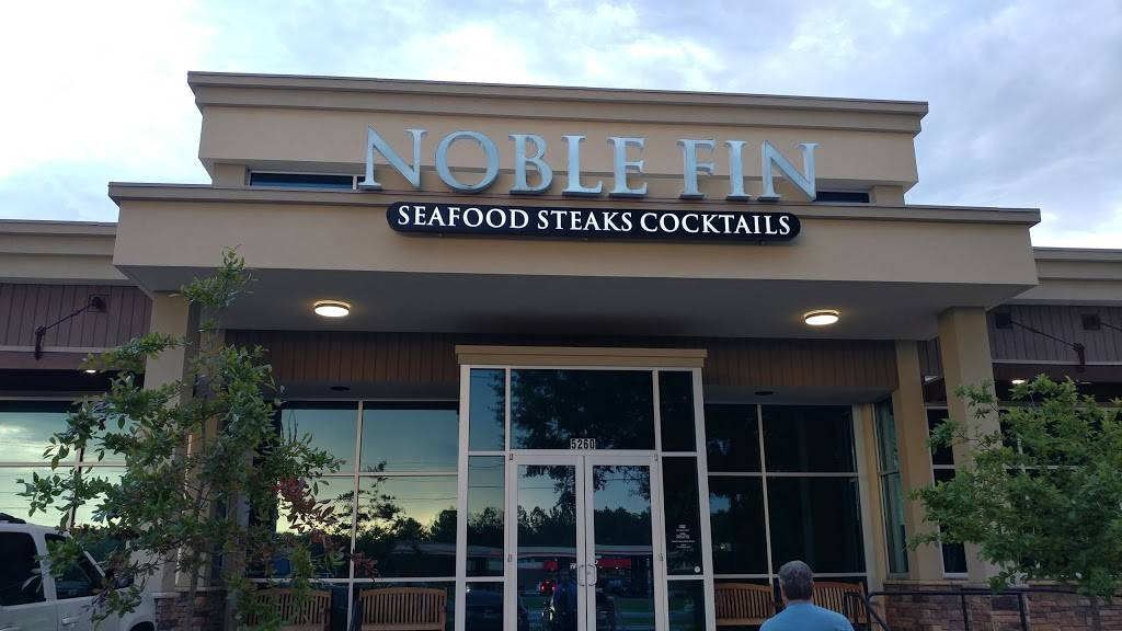Noble Fin Restaurant & Events | restaurant | 5260 Peachtree Pkwy, Peachtree Corners, GA 30092, USA | 7705997979 OR +1 770-599-7979