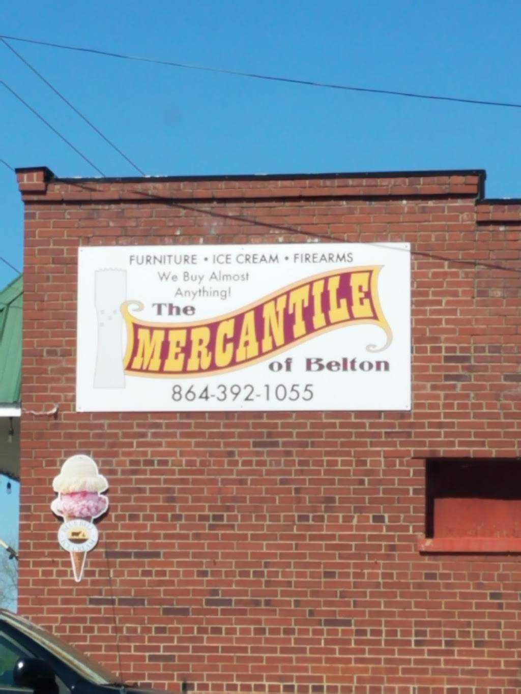 The Mercantile of Belton | restaurant | 219A N Main St, Belton, SC 29627, USA | 8643921055 OR +1 864-392-1055
