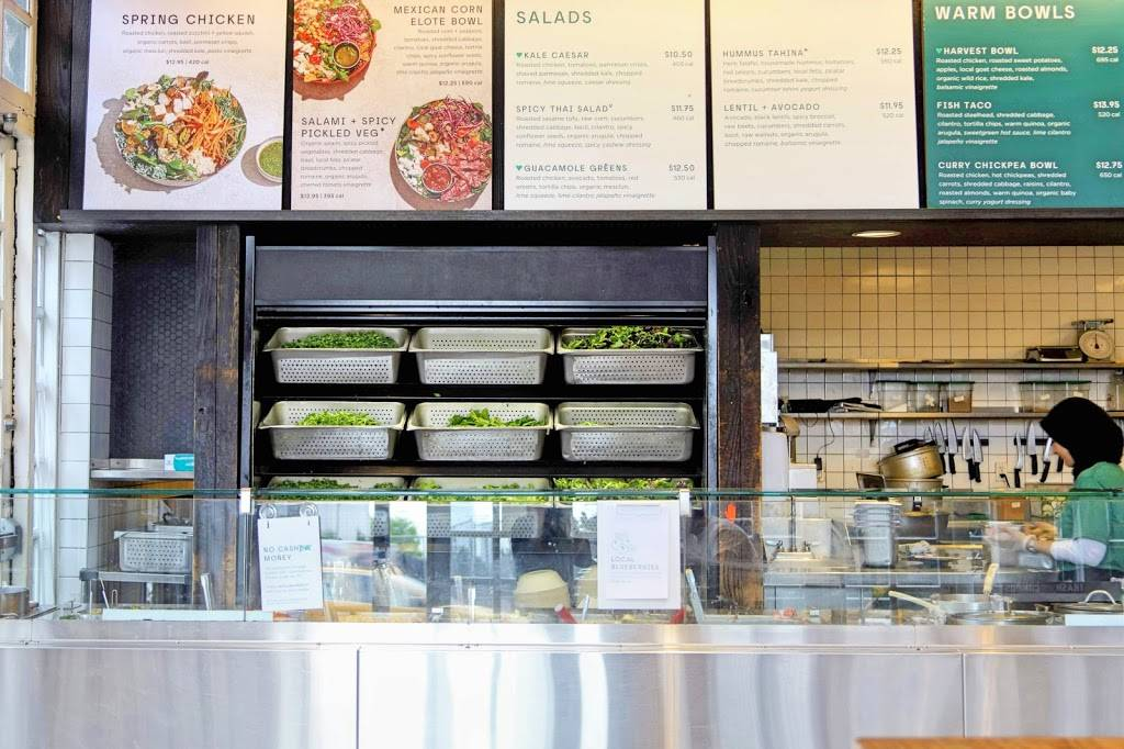 sweetgreen | restaurant | 413 Greenwich St, New York, NY 10013, USA | 6469228572 OR +1 646-922-8572