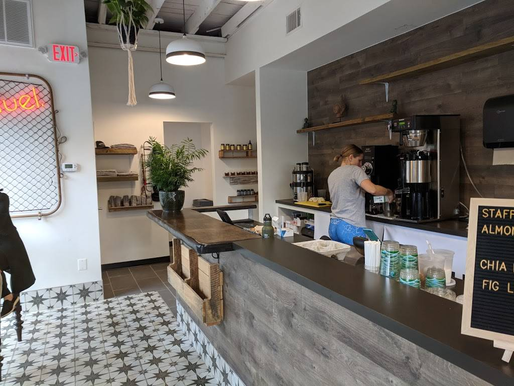 Grateful Kitchen Co Cafe 727 N Henry St Alexandria Va