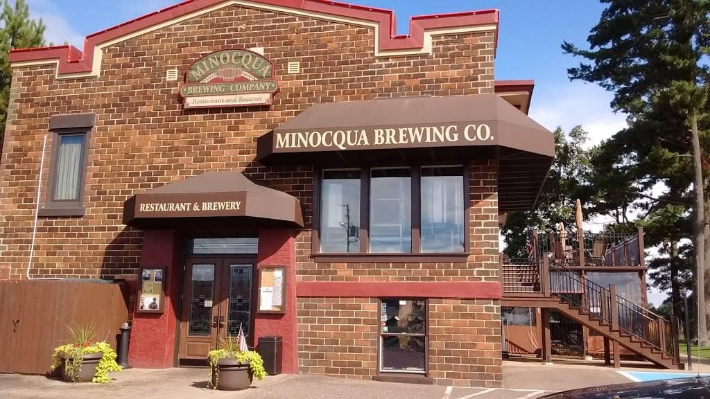 Minocqua Brewing Company | restaurant | 238 Lakeshore Dr, Minocqua, WI 54548, USA | 7153562600 OR +1 715-356-2600