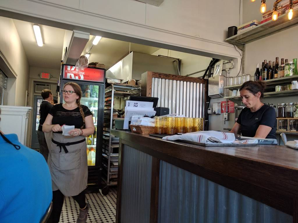 Kitchen Sink Food and Drink - Restaurant | 157 Main St