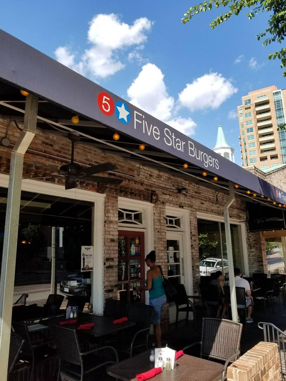 5 Star Burgers | restaurant | 8125 Maryland Ave, Clayton, MO 63105, USA | 3147204350 OR +1 314-720-4350