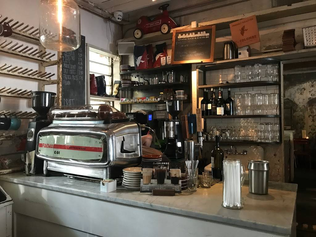 Saraghina   restaurant   435 Halsey St, Brooklyn, NY 11233, USA   7185740010 OR +1 718-574-0010