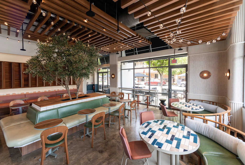 CAVA Table | restaurant | 14901 Potomac Town Pl Ste 100, Woodbridge, VA 22191, USA | 7038795974 OR +1 703-879-5974