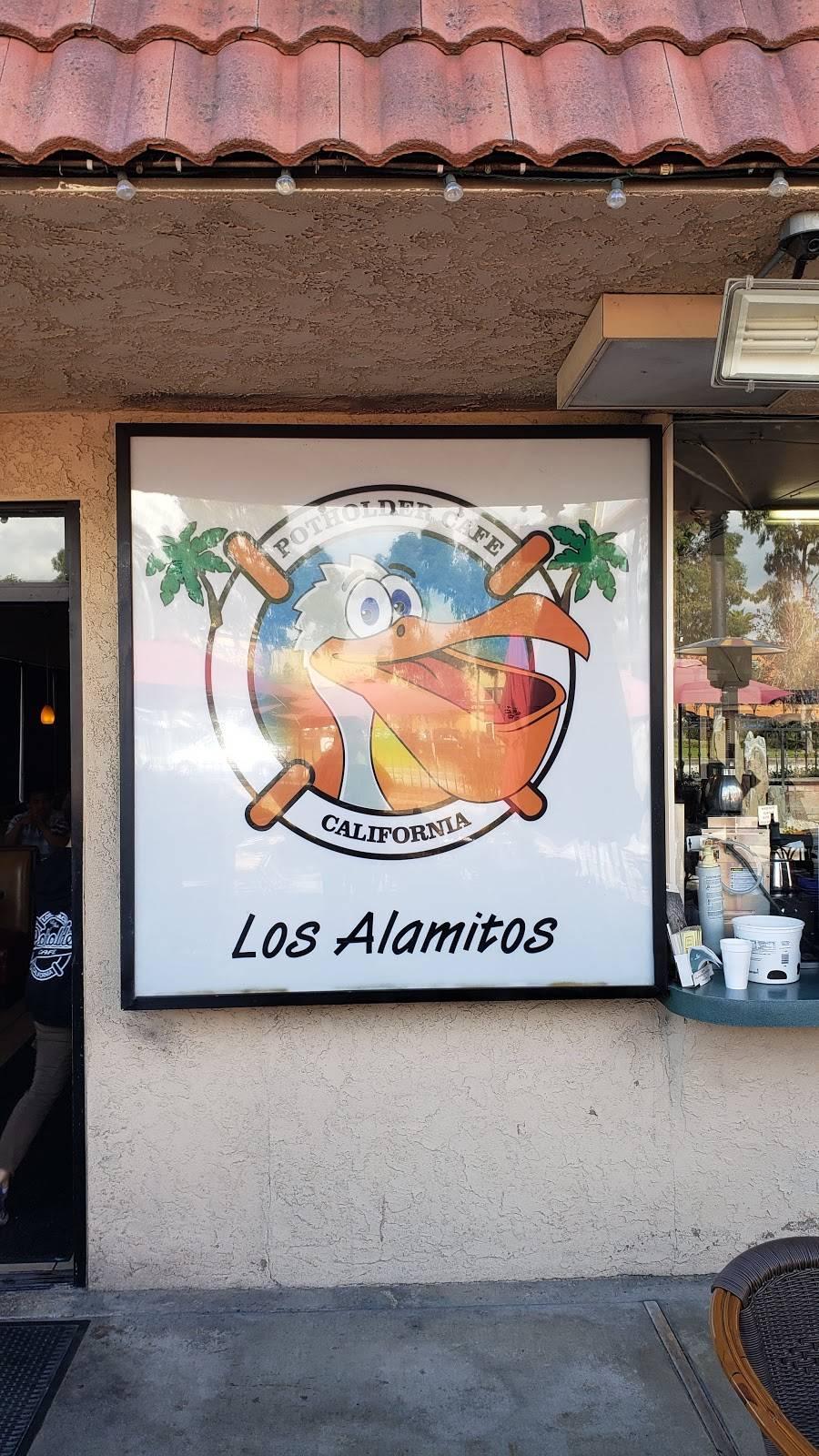The Potholder Cafe P4 | restaurant | 5008 Katella Ave, Los Alamitos, CA 90720, USA | 5624311165 OR +1 562-431-1165