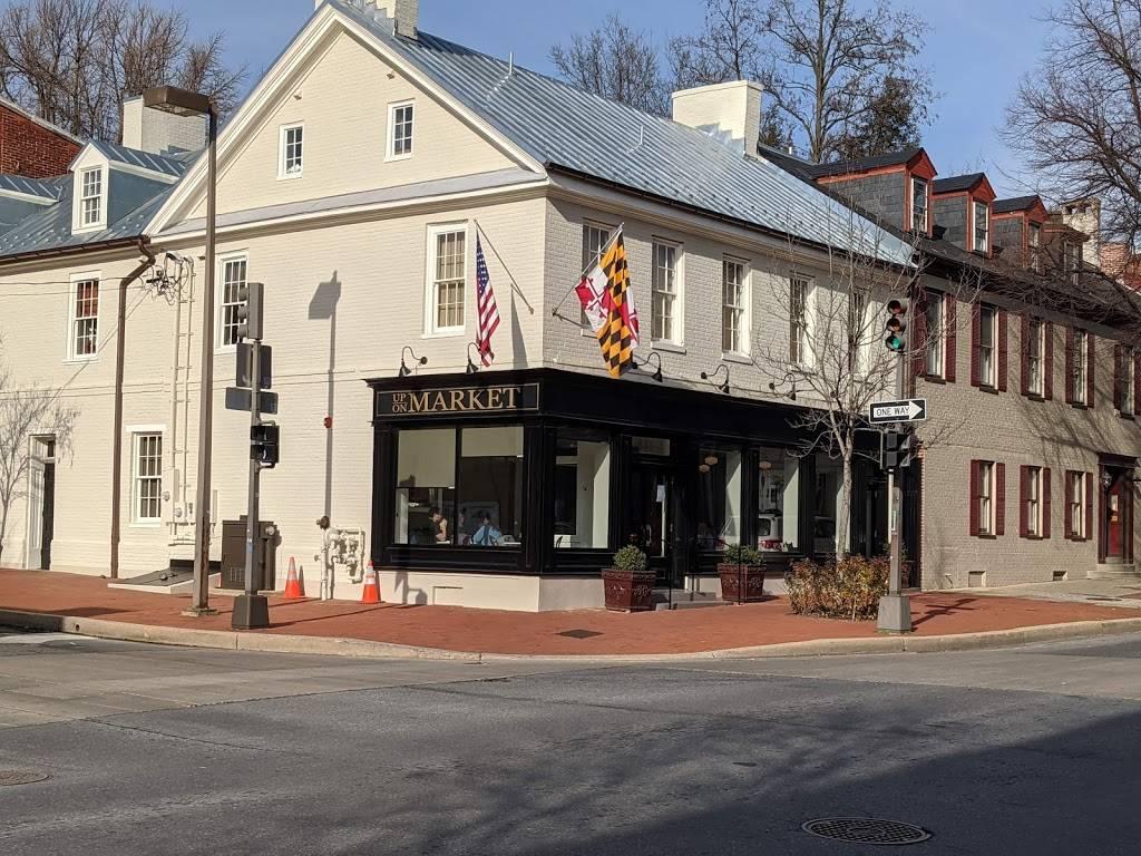 Up on Market Cafe | restaurant | 301 N Market St, Frederick, MD 21701, USA