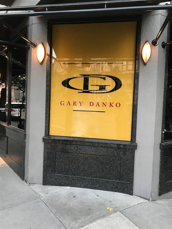 Gary Danko | restaurant | 800 North Point St, San Francisco, CA 94109, USA | 4157492060 OR +1 415-749-2060