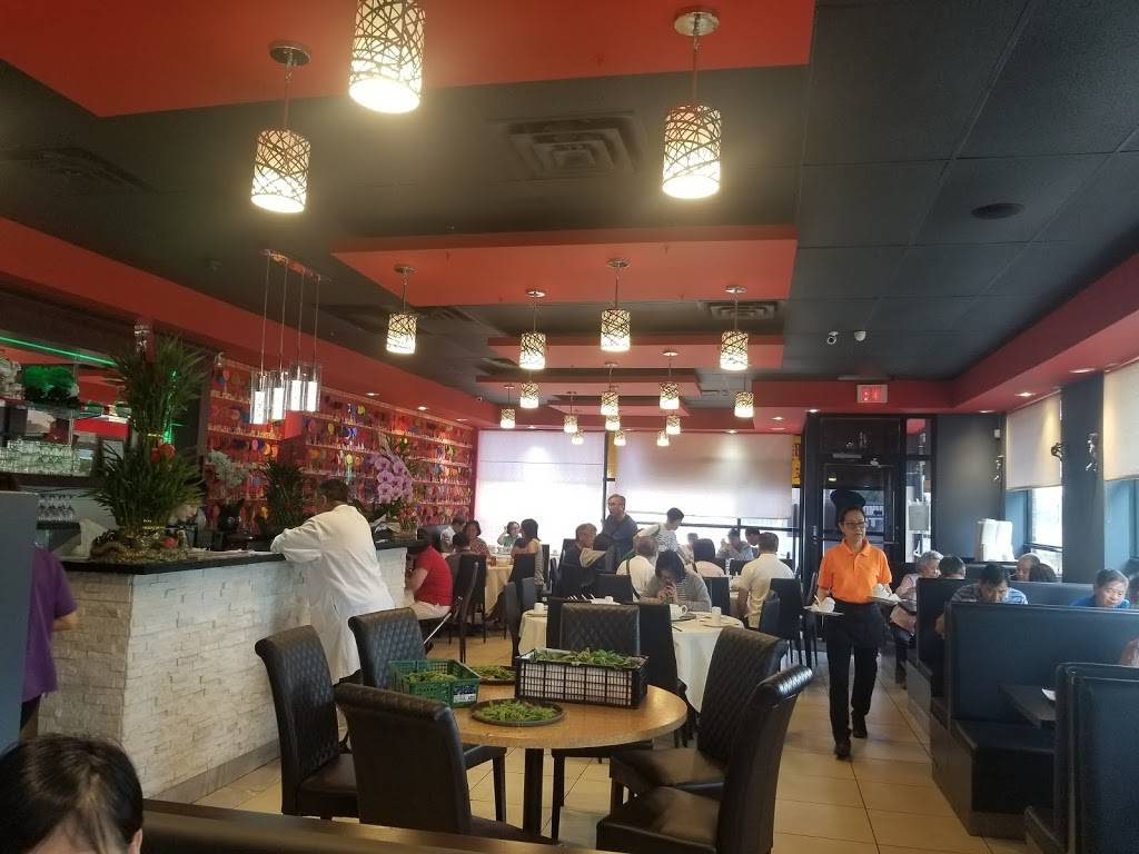 Lucky Pot 飯飯掂   restaurant   5005 Steeles Ave E, Scarborough, ON M1V 5K1, Canada   6475461888 OR +1 647-546-1888