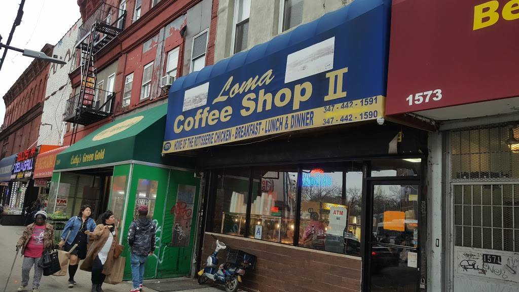 Loma Coffee Shop | cafe | 1571 Broadway, Brooklyn, NY 11207, USA | 3474421590 OR +1 347-442-1590
