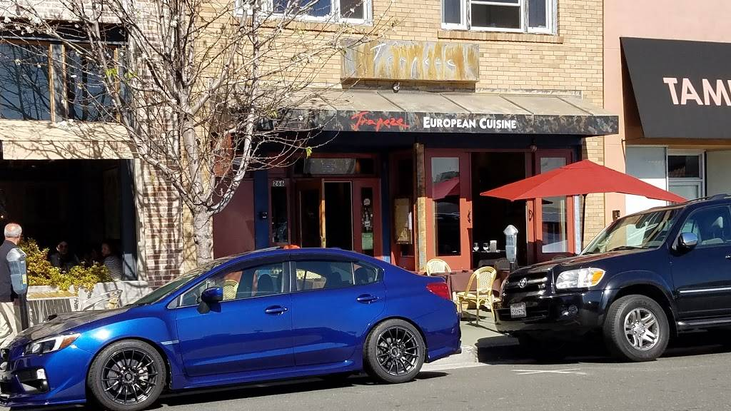 Trapeze | restaurant | 266 Lorton Ave, Burlingame, CA 94010, USA | 6503444242 OR +1 650-344-4242