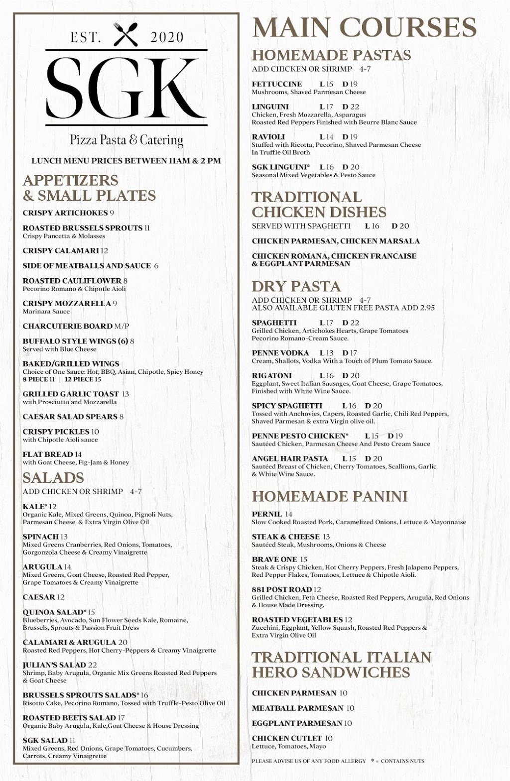 Sonia S Gourmet Kitchen Restaurant 881 Post Rd Fairfield Ct 06824 Usa