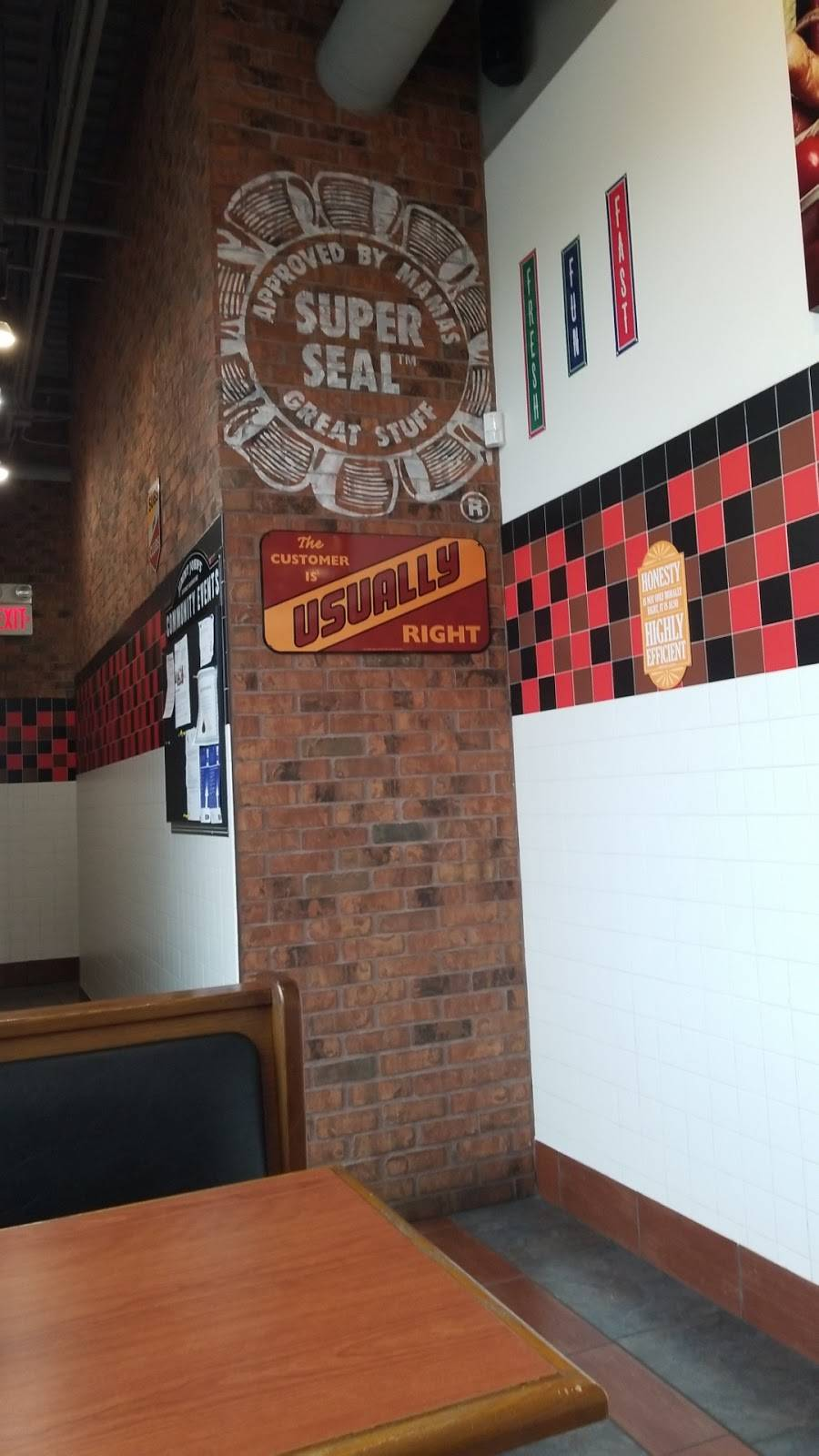Jimmy Johns | meal delivery | 920 Elk Grove Town Center, Elk Grove Village, IL 60007, USA | 8478067070 OR +1 847-806-7070