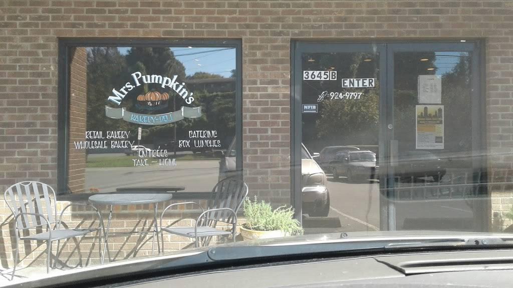 Mrs Pumpkins Bakery-Deli   bakery   3645 Reynolda Rd, Winston-Salem, NC 27106, USA   3369249797 OR +1 336-924-9797