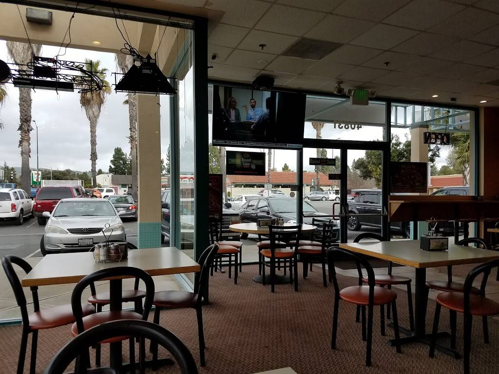Round Table Pizza Meal Delivery 40831 Fremont Blvd Fremont Ca 94538 Usa