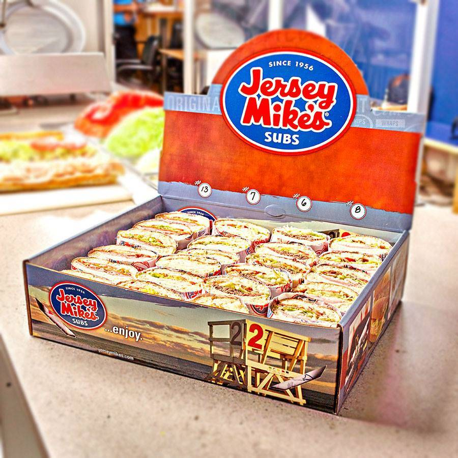 Jersey Mikes Subs | meal takeaway | 2600 Bridge Ave, Point Pleasant, NJ 08742, USA | 7327148878 OR +1 732-714-8878