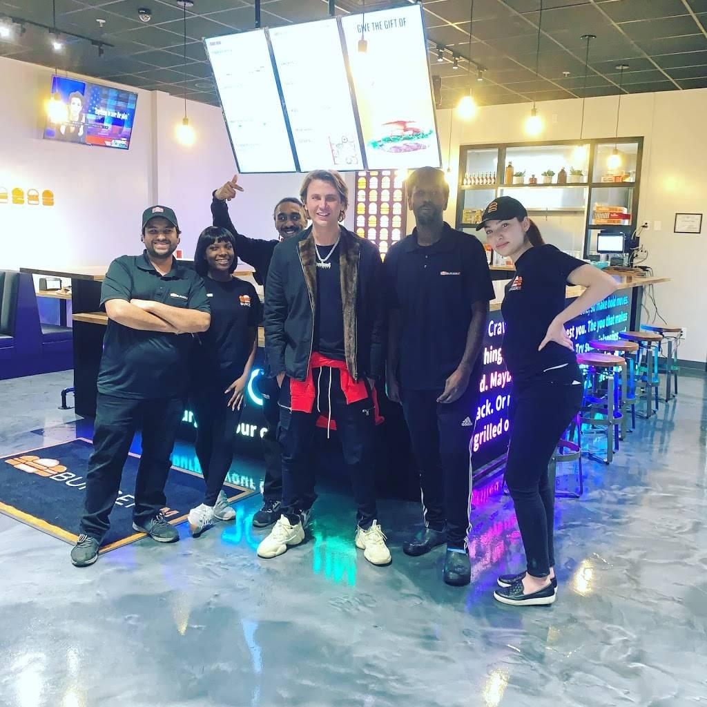 Burgerim Gourmet Burgers | restaurant | 2 Nathaniel Pl #10, Englewood, NJ 07631, USA
