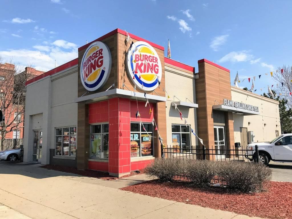 Burger King   restaurant   7 E Garfield Blvd, Chicago, IL 60637, USA   8663942493 OR +1 866-394-2493