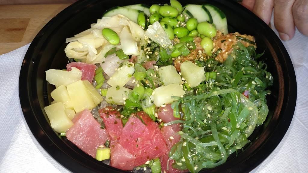 Poke Lab Fish Bar | restaurant | 2013, 1069 El Camino Real, Millbrae, CA 94030, USA | 6506277772 OR +1 650-627-7772